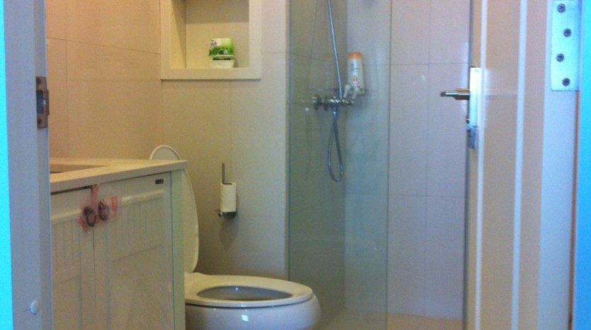 One bedroom condo available for rent in Siam - Bathroom