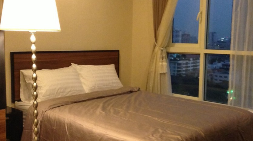 One bedroom condo for rent in Thong Lo - Master bedroom