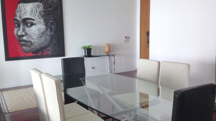 Luxury two bed for rent in Phrom Phong - Dining