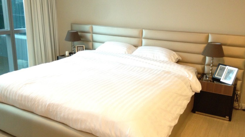 One bed for rent at Asoke - Bed