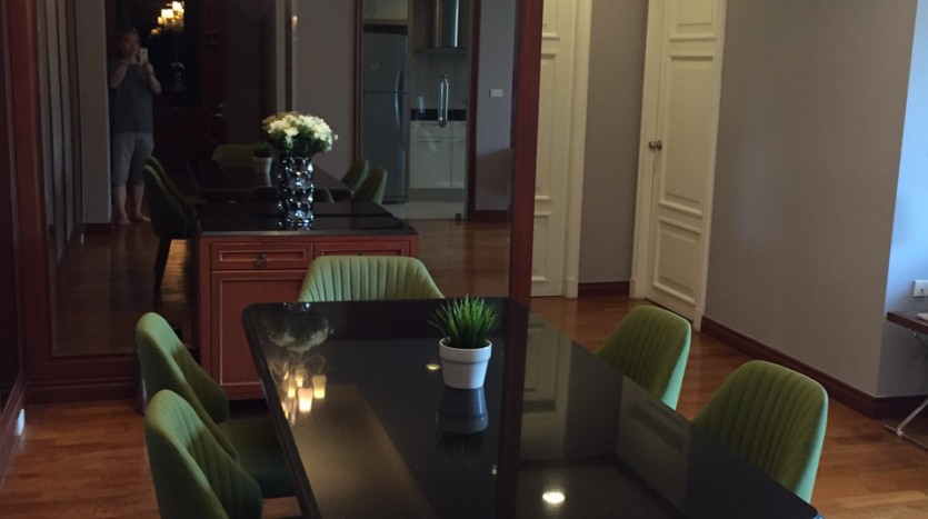 Two bed for rent at Phromphong - Dining