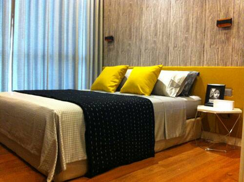 Two bed condo for rent in Thonglor - Bedroom2