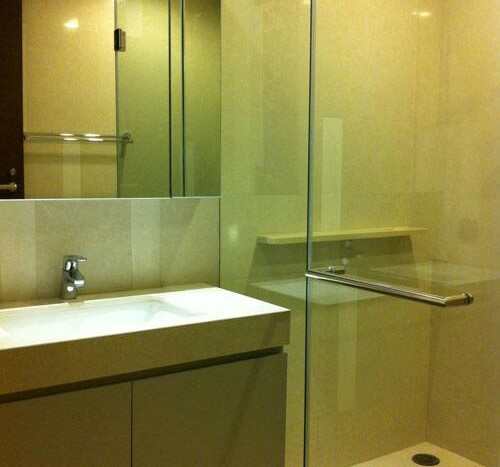 Two bed condo for rent in Thonglor - Bathroom