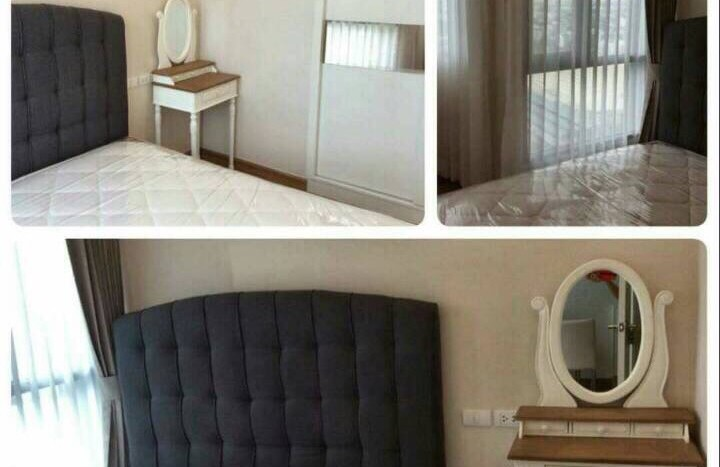 One bedroom condo for rent in On Nut - Bedroom