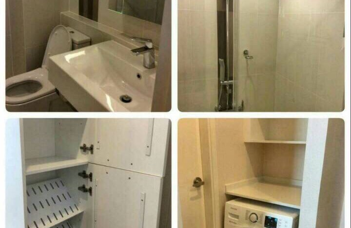 One bedroom condo for rent in On Nut -Bathroom