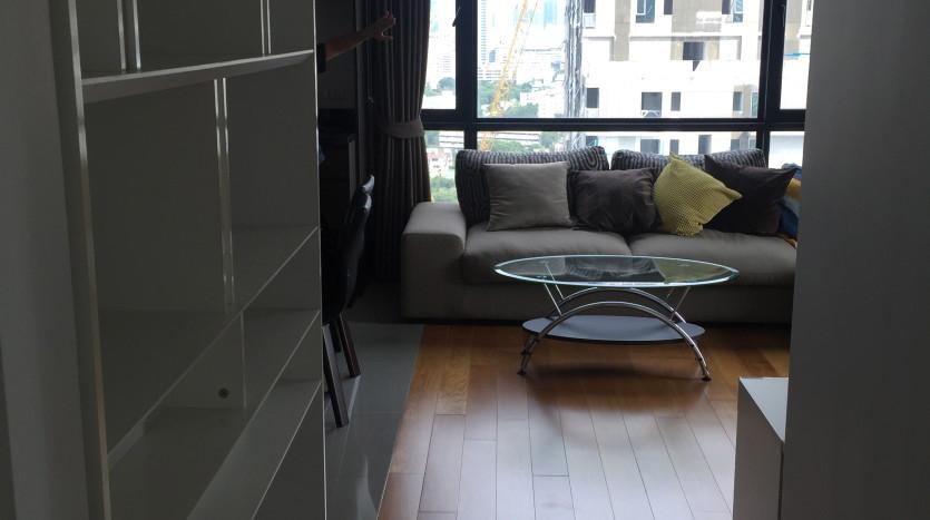 Two bedroom condo for rent in Ari - Hallway