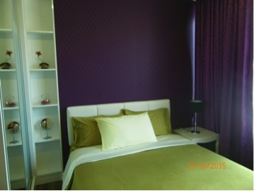 One bedroom unit for rent in Phra Khanong - Bedroom