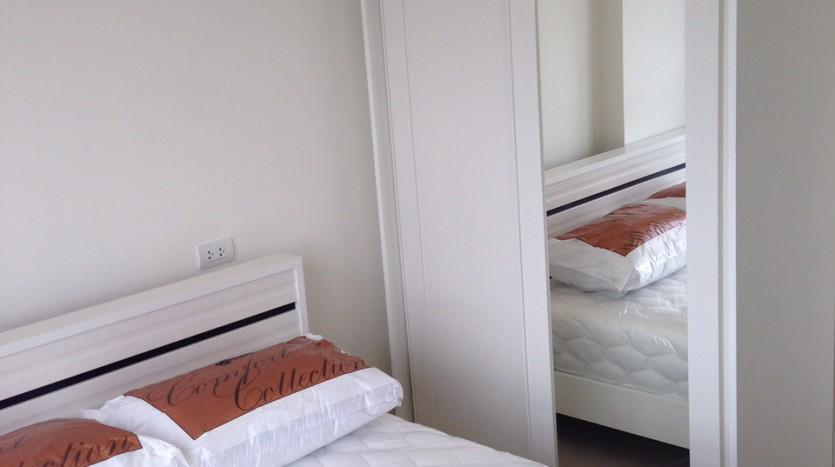 One bedroom condo for rent in Phrakanong - Bedroom
