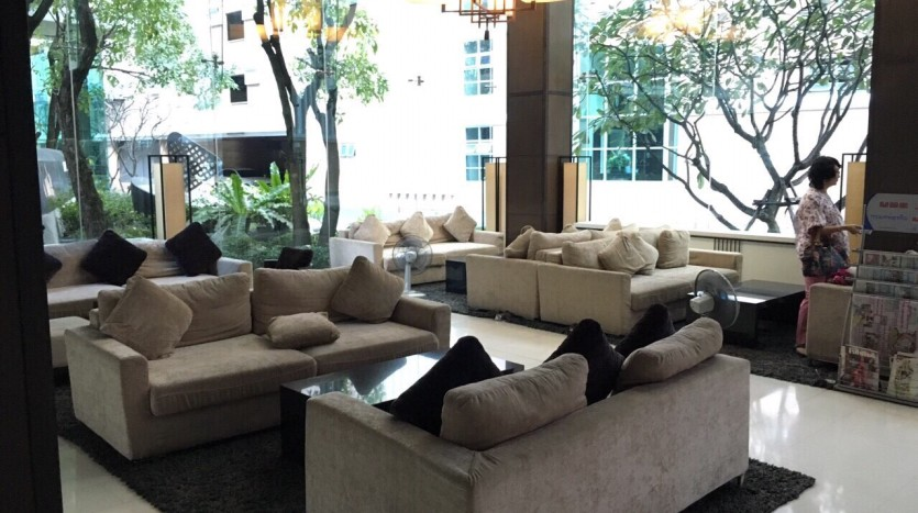 Two bedroom condo for rent in Ratchathewi - Concierge