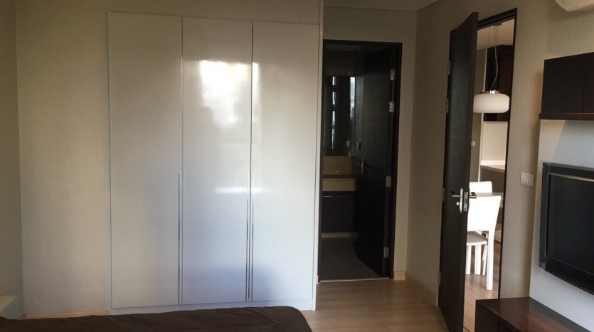 Two bedroom condo for rent in Ratchathewi - En-Suite