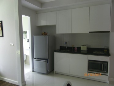 One bedroom unit for rent in Phra Khanong - Kitchen