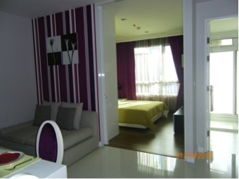 One bedroom unit for rent in Phra Khanong - Unit