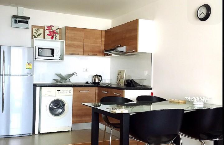 One bedroom condo for rent in Ari - Kitchen