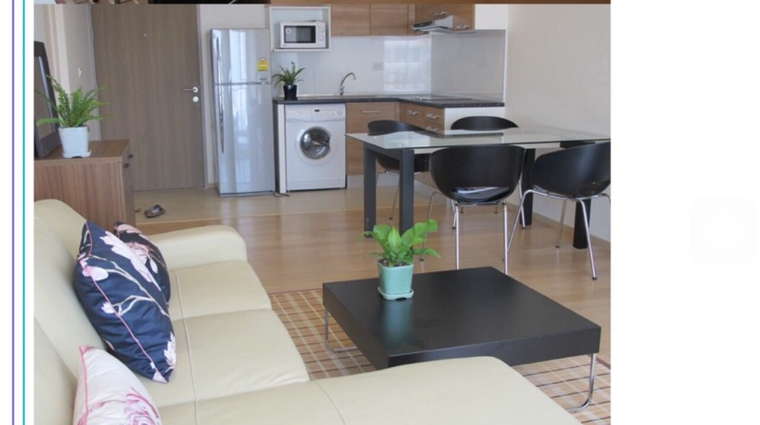 One bedroom condo for rent in Ari - Dining area