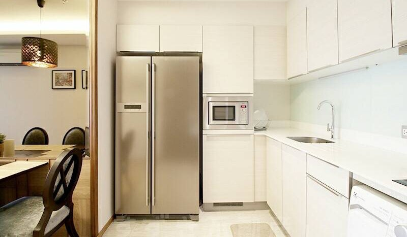 Two bedroom condo for rent Phrom Phong - Kitchen