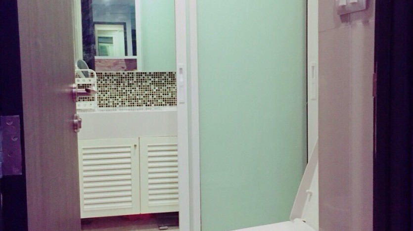 Modern One Bed for rent at Phra kanong - Bathroom