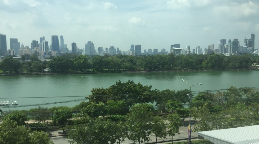 Two bedroom condo for rent in Asoke - View