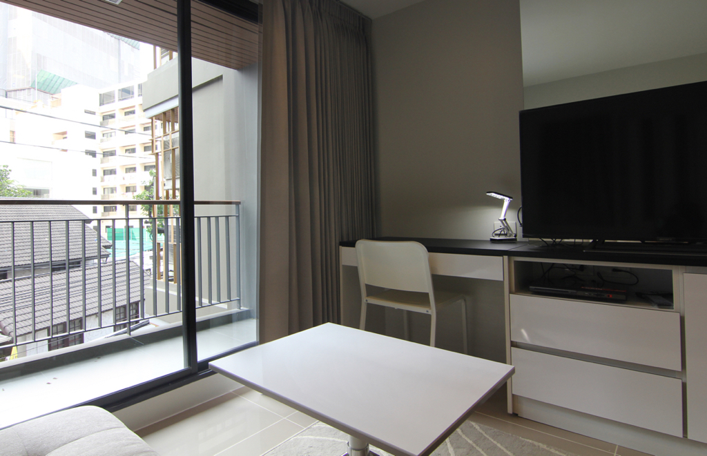 Well Located One Bedroom Condo For Rent In Asoke Promove Bangkok