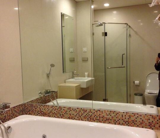 Penthouse 2 bed for rent at PhraKanong - Bathroom