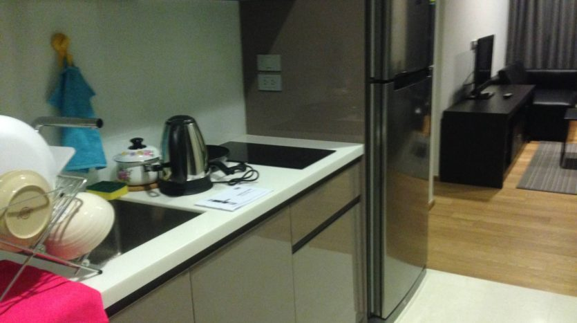 One bedroom condo for rent in Nana - Kitchen