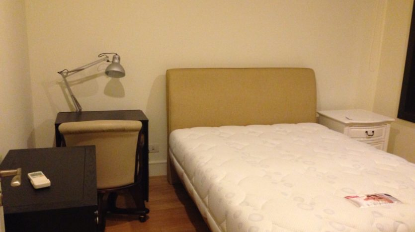 Two bedroom unit for rent in Phrom Phong - Second bedroom