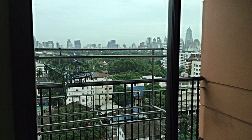 Two bedroom unit for rent in Phrom Phong - View