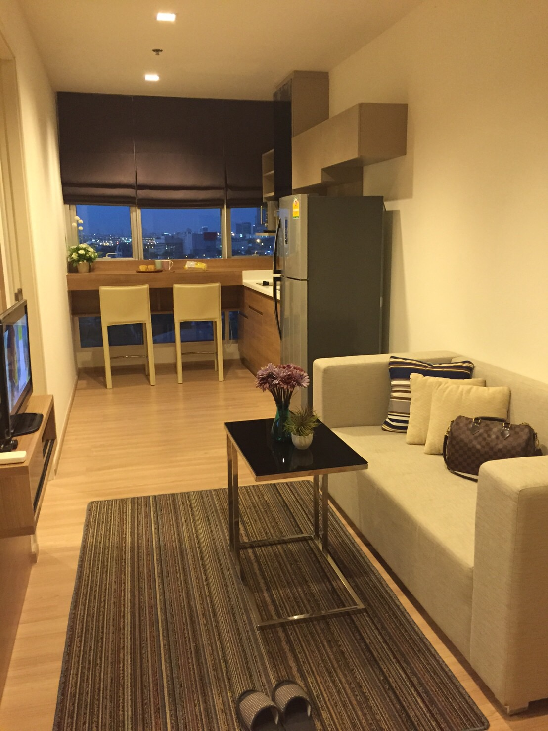 one bedroom condo with sky kitchen in ari promove bangkok brand new one bedroom condo for rent in ari promove bangkok