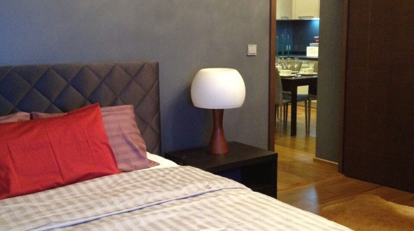 One bedroom unit for rent in Thong Lo - Bed