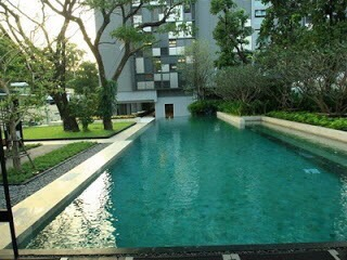 One bedroom unit for rent in Thong Lo - Pool