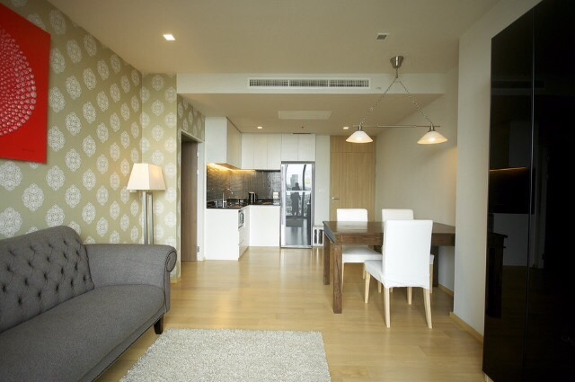 One bedroom unit for rent in Ari - Dining