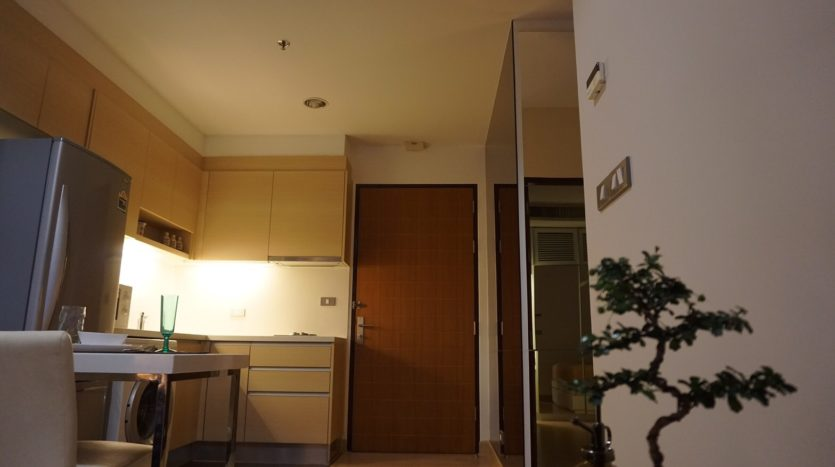 One bedroom condo for rent in Thong Lo - Kitchen