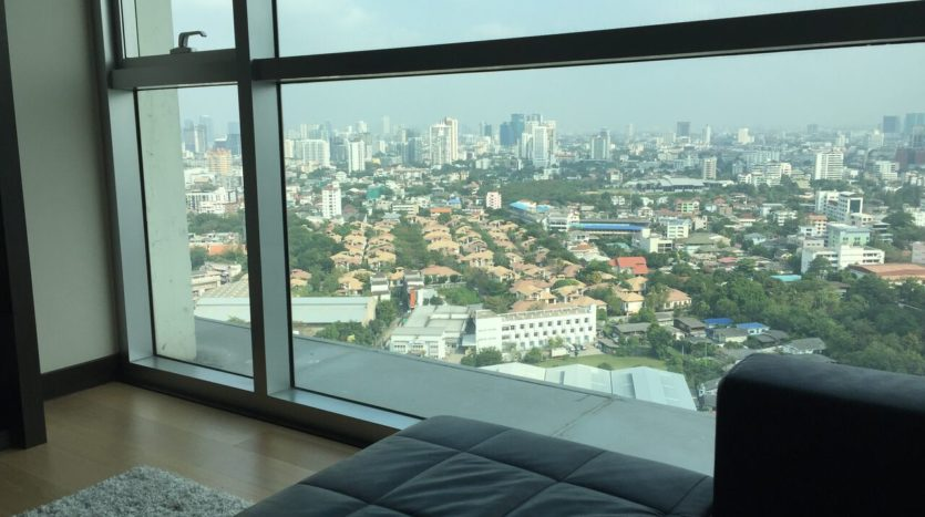 Two bedroom penthouse for rent in phrakanong - View