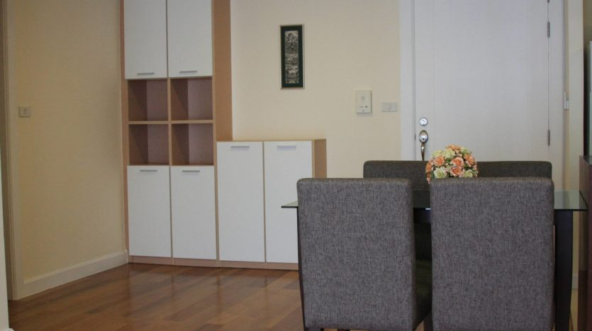 Two bedroom condo for rent on Sukhumvit 31 - Dining Area