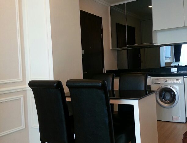 One bedroom condo for rent in Phrakanong - Kitchen