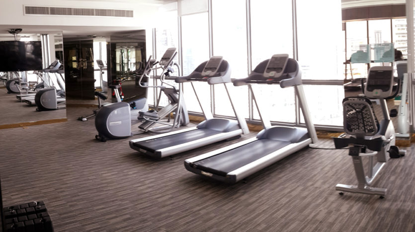 Two bedroom condo for rent in Phrom Phong - Gym