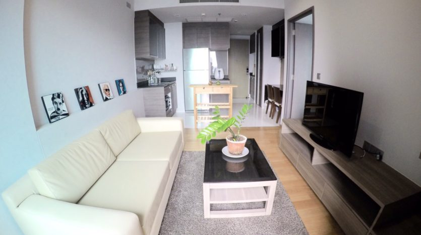 One bedroom condo for rent in Thong Lo - Unit