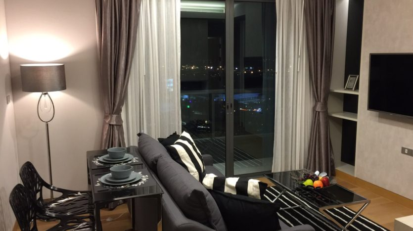 One bedroom condo for rent in Phrom Phong - View
