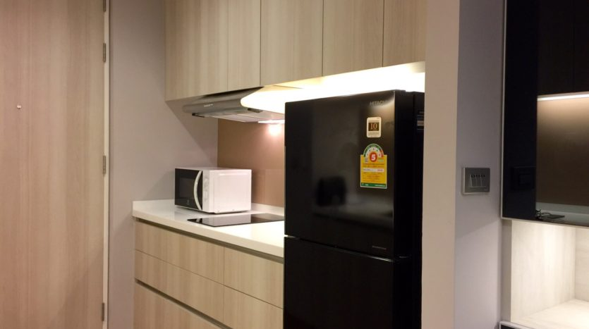 One bedroom condo for rent in Phrom Phong - Fridge