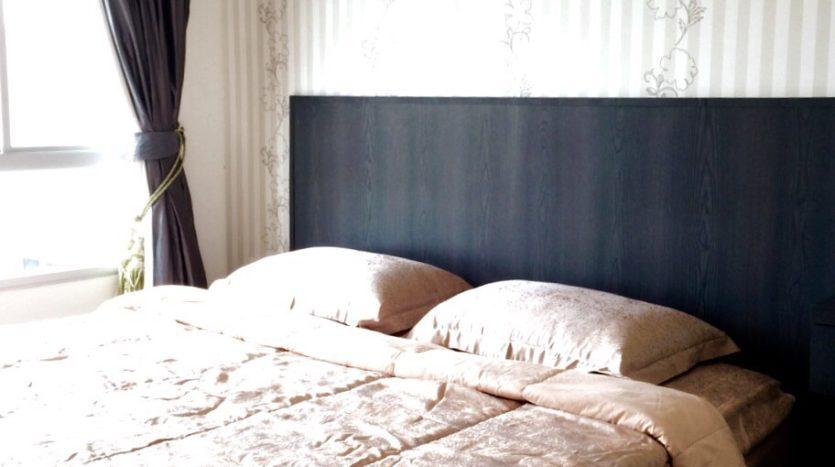 One bedroom condo for rent in Rama 9 - Bedroom