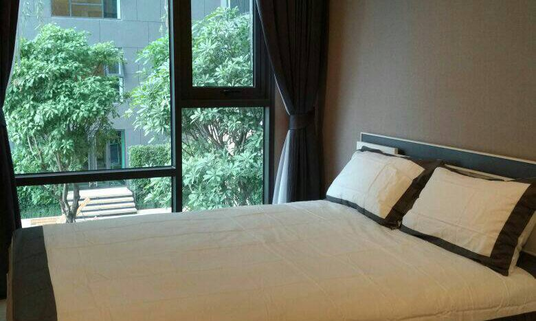 Two bedroom unit for rent in Thong Lo - Bedroom