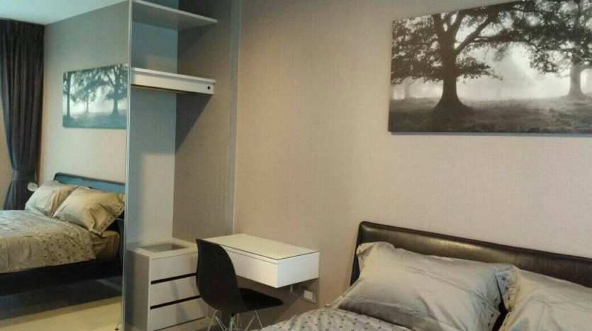 Two bedroom unit for rent in Thong Lo - Second bedroom