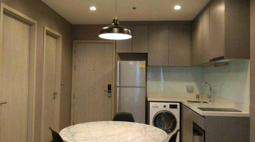 Two bedroom unit for rent in Thong Lo - Dining Area