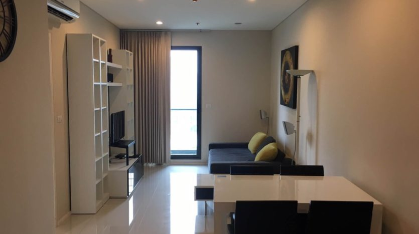 One bedroom unit for rent in Asoke - Dining