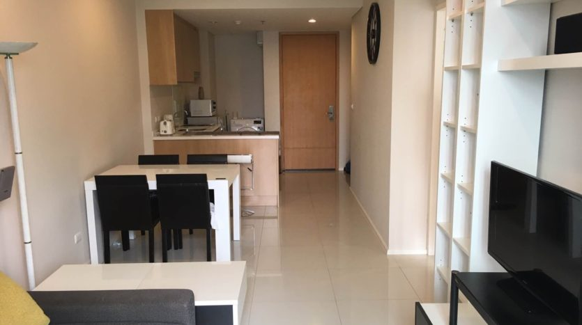 One bedroom unit for rent in Asoke - Unit