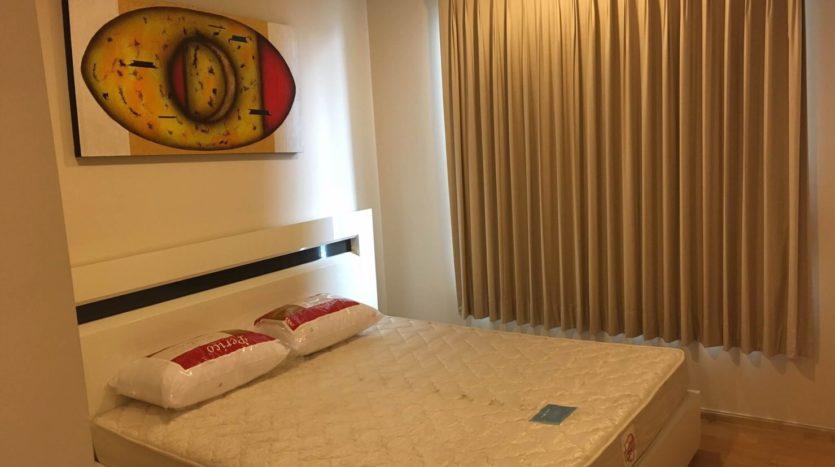 One bedroom unit for rent in Asoke - Bedroom