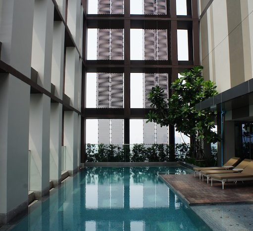 One bedroom condo for rent in Thong Lo - Pool