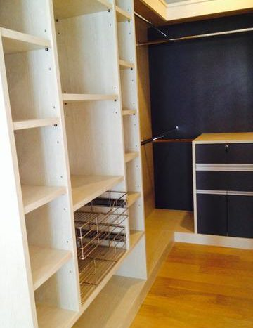 One bedroom condo for rent in Phrom Phong - Walk in Wardrobe