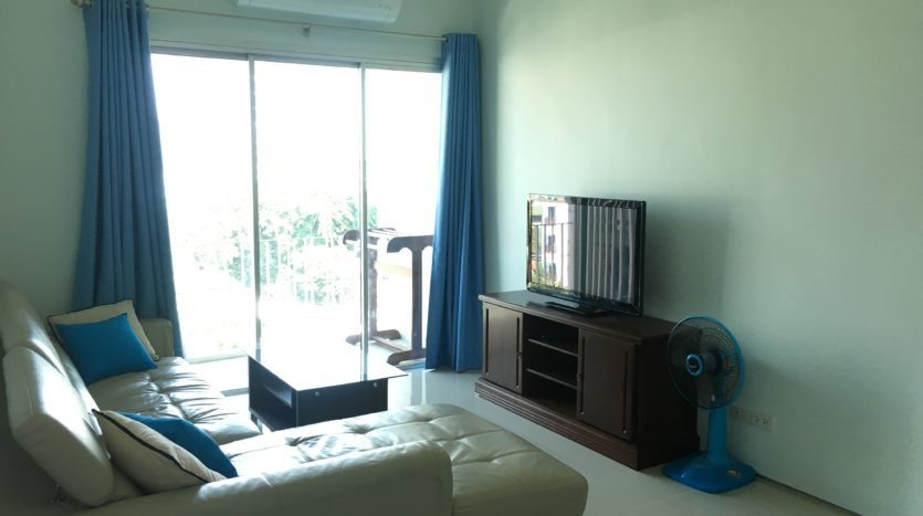Two bedroom condo for rent in Ari - TV