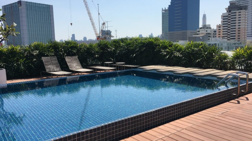 Two bedroom condo for rent in Ari - Roof top pool