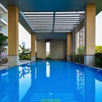 Two bedroom corner unit for rent in Ari - Swimming pool